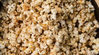 Cinnamon Honey Popcorn