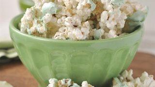 Key Lime White Chocolate Popcorn