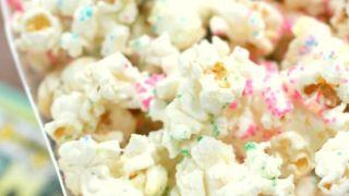 Vanilla Butter Popcorn