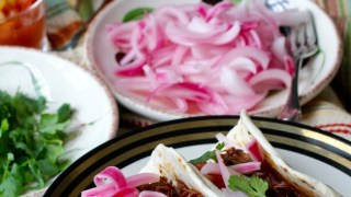 Delicious Guajillo - Braised Beef Short Rib Tacos