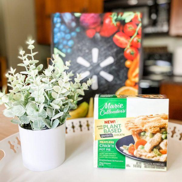 Marie Callender's Plant Bases Chicken Pot Pie