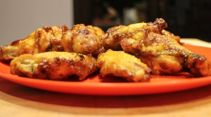 honey-bbq-chicken-wings-airfryer