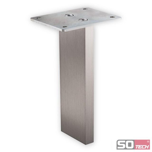 SO-TECH® Barkonsolen COUNTER Aluminium Küchentheke ...
