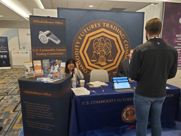 Smell Something Fishy? The CFTC Will Pay You to Report Crypto Scams