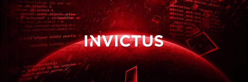 Invictus Header/Footer 2