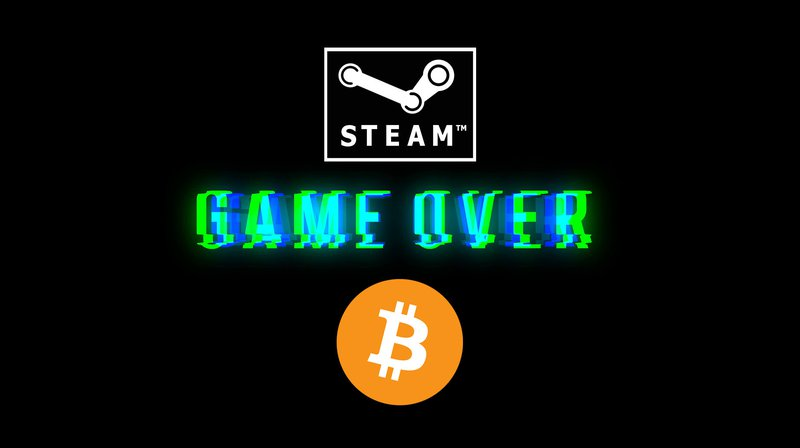Out of Steam - PC Gaming Platform Ends Bitcoin Payment Option
