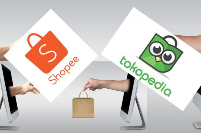 Shopee Jadi Penguasa Baru E Commerce Indonesia Tokopedia