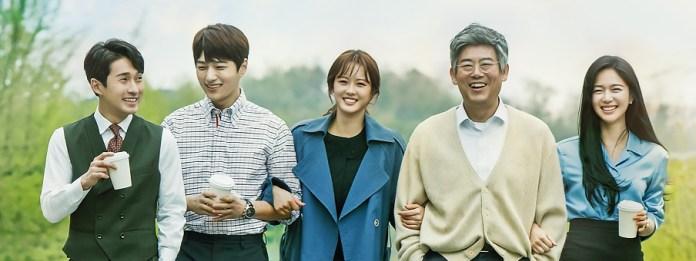 왼쪽부터 류덕환 김명수 고아라 성동일 이엘리야