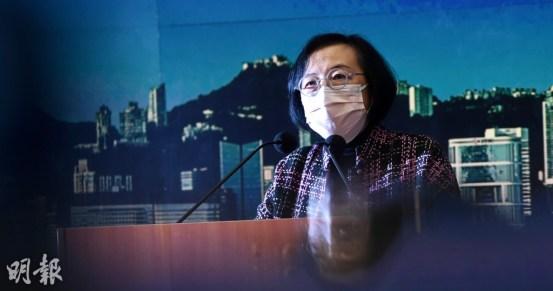 会议限制令/晚餐令| 陈兆石:从2月18日开始,晚上的晚餐将持续到10:00。 一桌四人将会议顺序限制为二人(17:49)-20210216-香港新闻-新闻