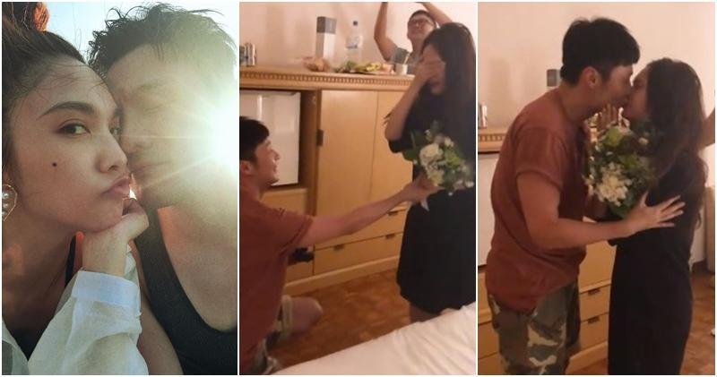 【李榮浩生日】楊丞琳公開求婚片段:可以感受到我的幸福 (12:46) - 20200711 - SHOWBIZ - 明報OL網