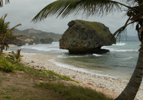 Восточное побережье Барбадоса.