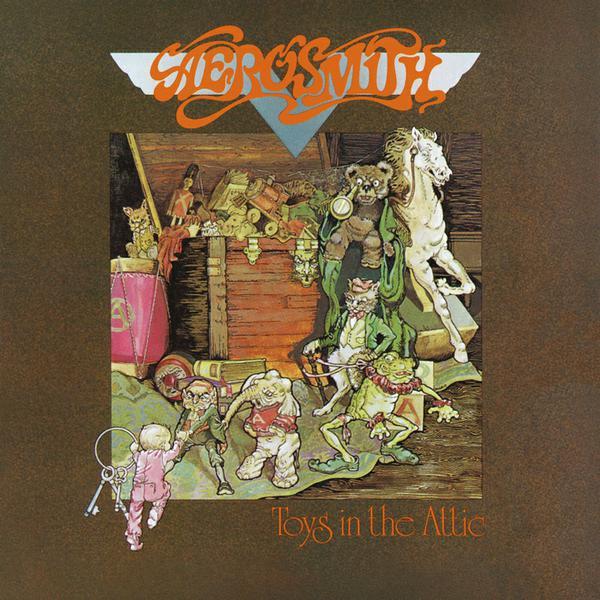 DDL-Music // Aerosmith - Toy In The Attic [24BIT FLAC