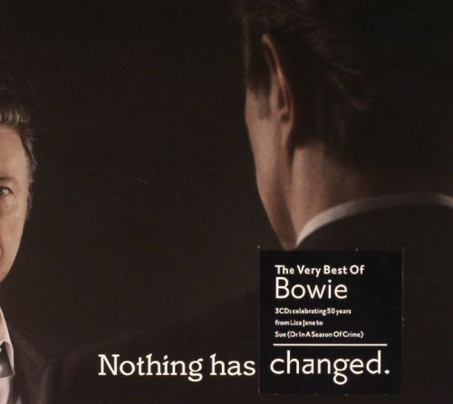 David Bowie - Nothing Has Changed