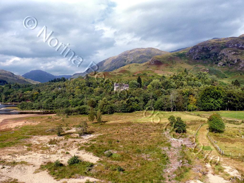 Hills of Glenfinnan