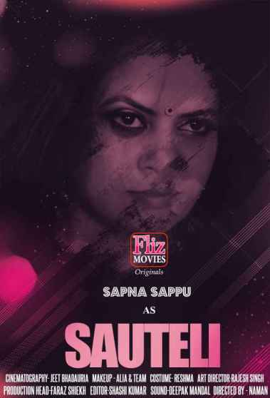 (18+) Sauteli 2020 Hindi S01E01 Flizmovies Web Series 720p HDRip 200MB