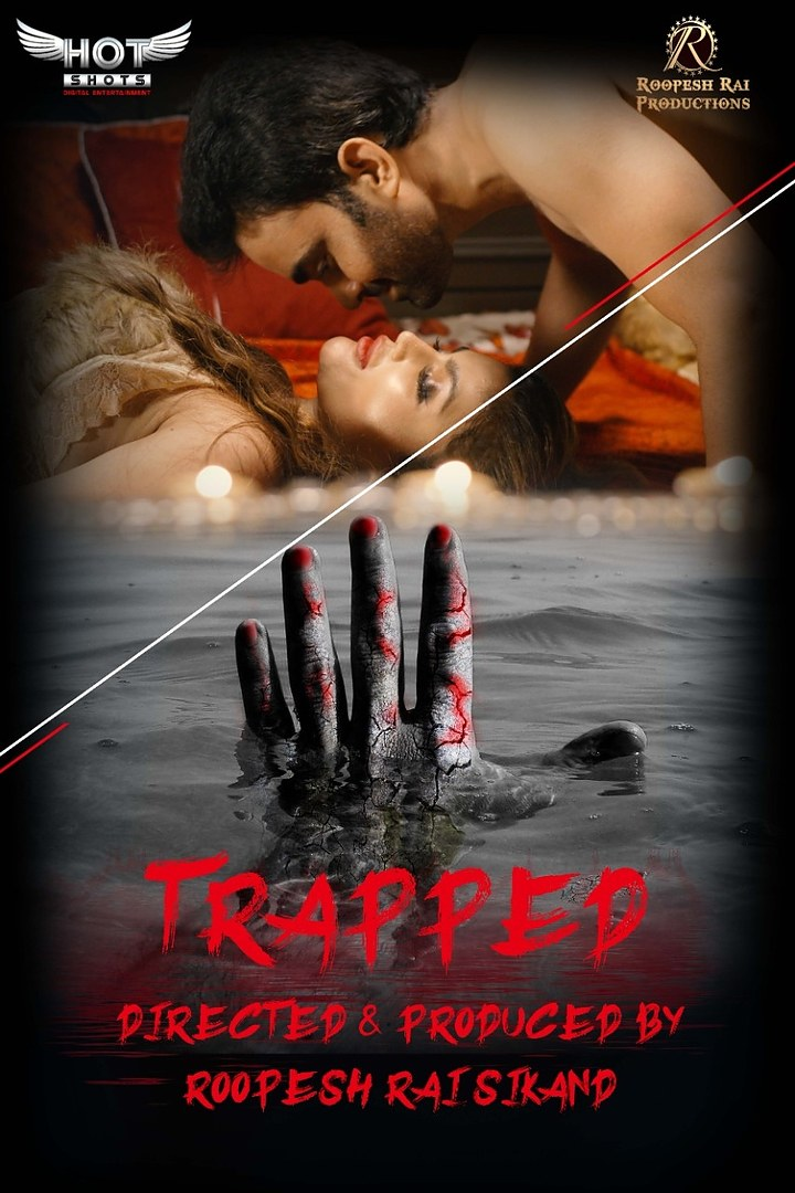 Trapped 2020 HotShots Originals Hindi Short Film 720p HDRip 200MB Download