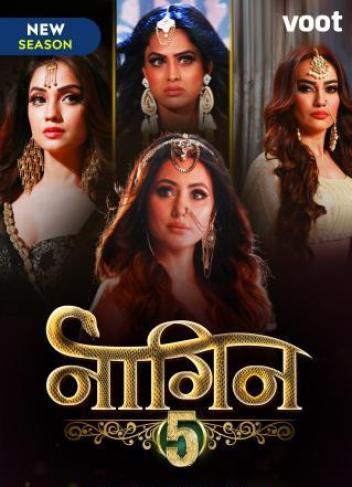 Naagin S05 (10th January 2021) Hindi Full Show 720p HDRip 300MB Download