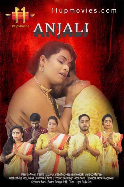 Anjali 2020 Hindi S01E01 11upmovies Web Series 720p HDRip 200MB Download
