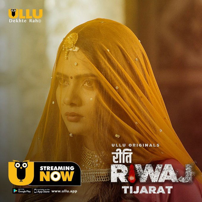 Tijarat (Riti Riwaj) Part 04 2020 Hindi Complete Ullu Web Series 720p HDRip 400MB Download