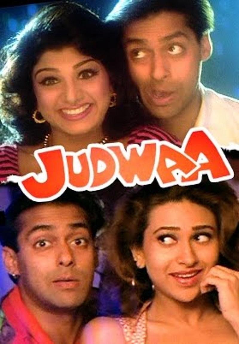 Judwaa 1997 Hindi 720p HDRip 1.2GB | 40 Download