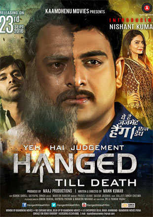 Yeh Hai Judgement Hanged Till Death (2021) Hindi 720p | 480p HDRip 700MB Download