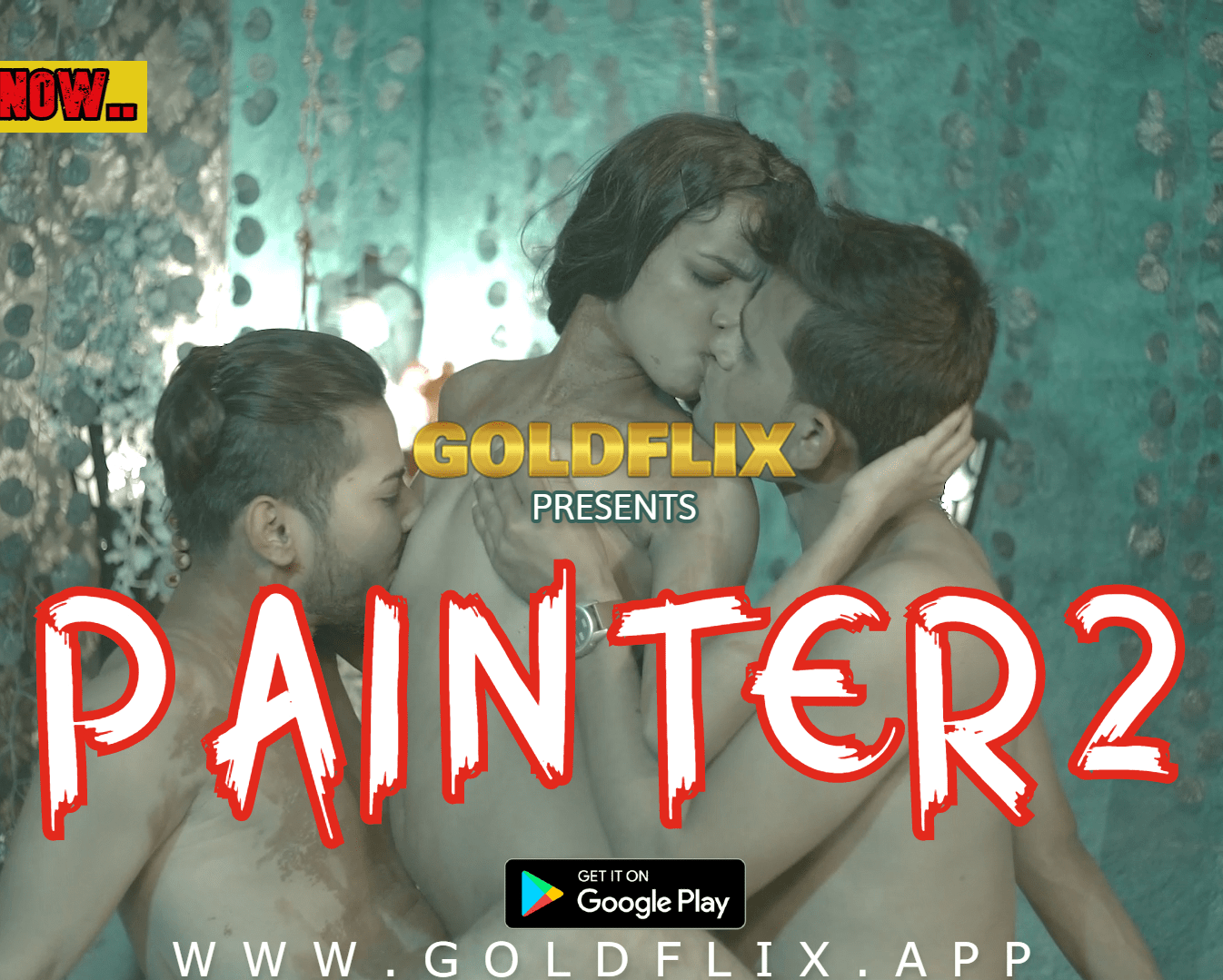 18+ Painter 2 (2021) GoldFlix UNCUT Hindi Short Film 720p HDRip 200MB Download