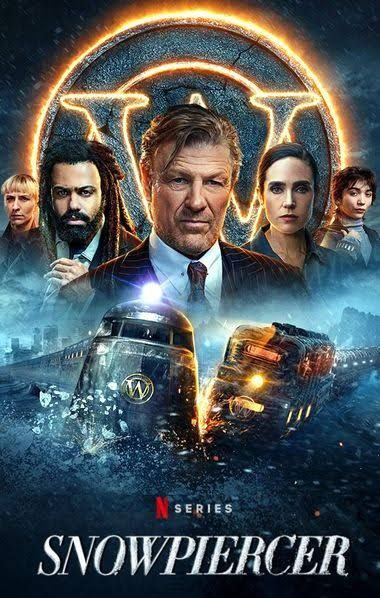 Snowpiercer 2021 S02EP06 Hindi Dual Audio NF Series 720p HDRip 330MB  Download