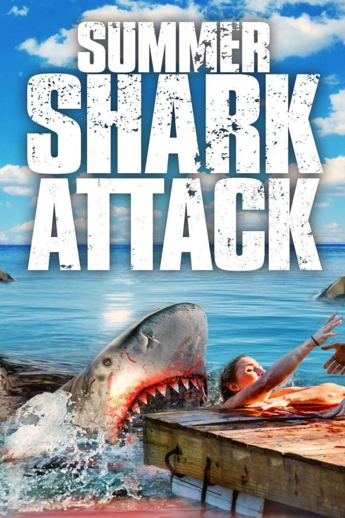 Summer Shark Attack 2016 Dual Audio 480p | 720p BluRay [Hindi ORG + English] x264 AAC  300MB | 1.2GB Download