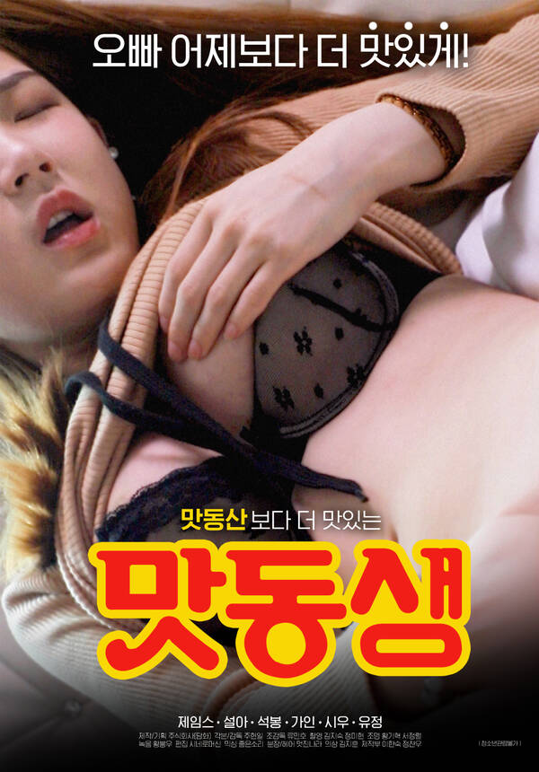 18+ Taste brother 2021 Korean Movie 720p HDRip 770MB Download