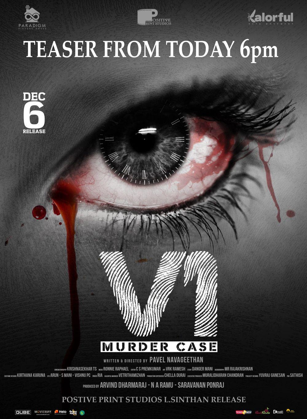 V1 Murder Case 2021 Multi Audio 480p   720p HDRip 500MB   1.2GB  Download