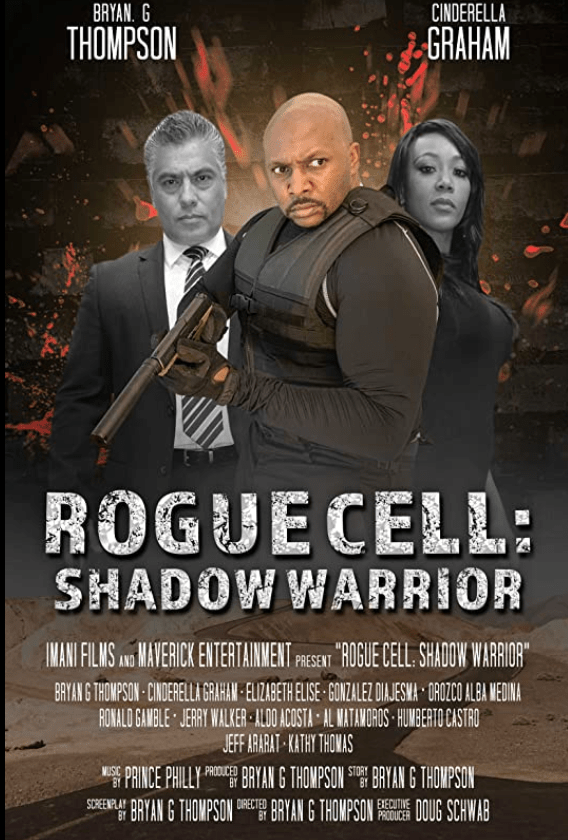 Rogue Cell 2 Shadow Warrior 2021 English 480p |  720p HDRip 800MB | 250MB Download
