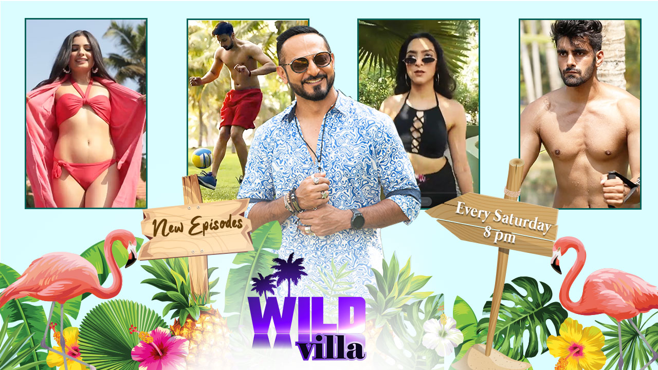 Wild Villa S01 (3rd April 2021) Hindi 720p HDRip 300MB Download