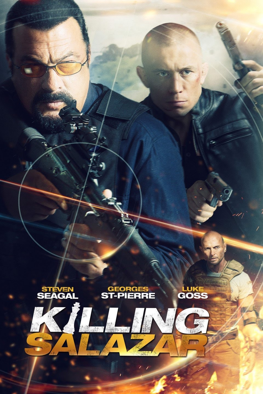 Killing Salazar 2016 Dual Audio Hindi  480p | 720p BluRay  300MB | 850MB Download