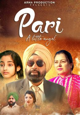 Pari A Little Angel 2021 Punjabi 720p HDRip 300MB Download