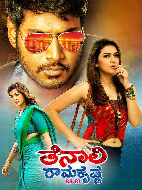 Download Tenali Ramakrishna BA.BL 2019 Hindi Dual Audio 720p UNCUT HDRip ESub 1.3GB