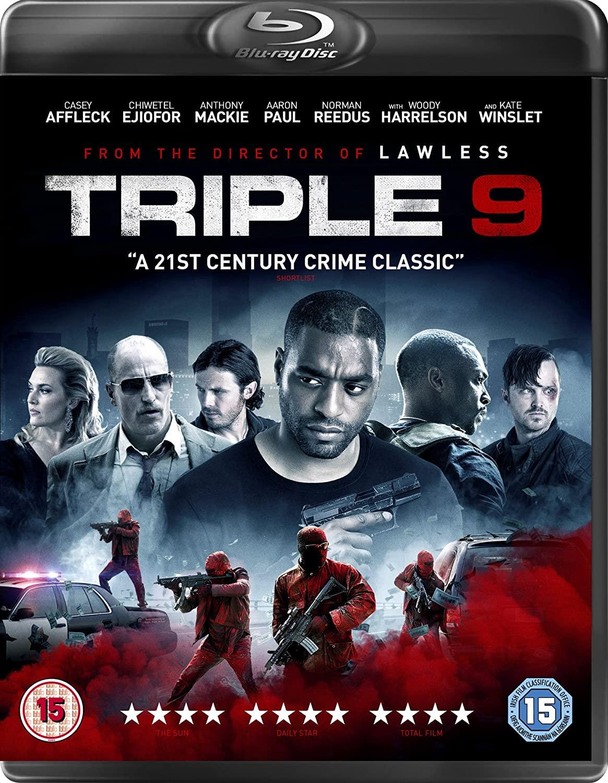 Triple 9 2016 Hindi Dual Audio 720p BluRay 1.1GB | 483MB Download