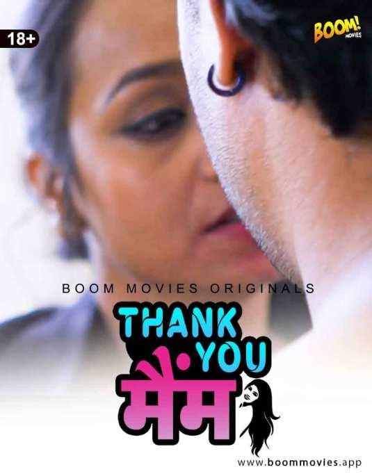 (18+)Thank You Mam 2021 Boom Movies Originals Hindi Short Film 720p HDRip 100MB Download