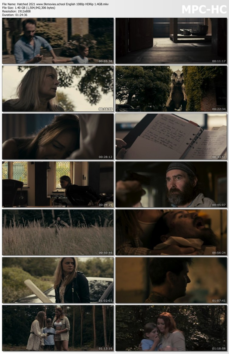 Download Hatched 2021 English Movie 1080p HDRip 1.4GB