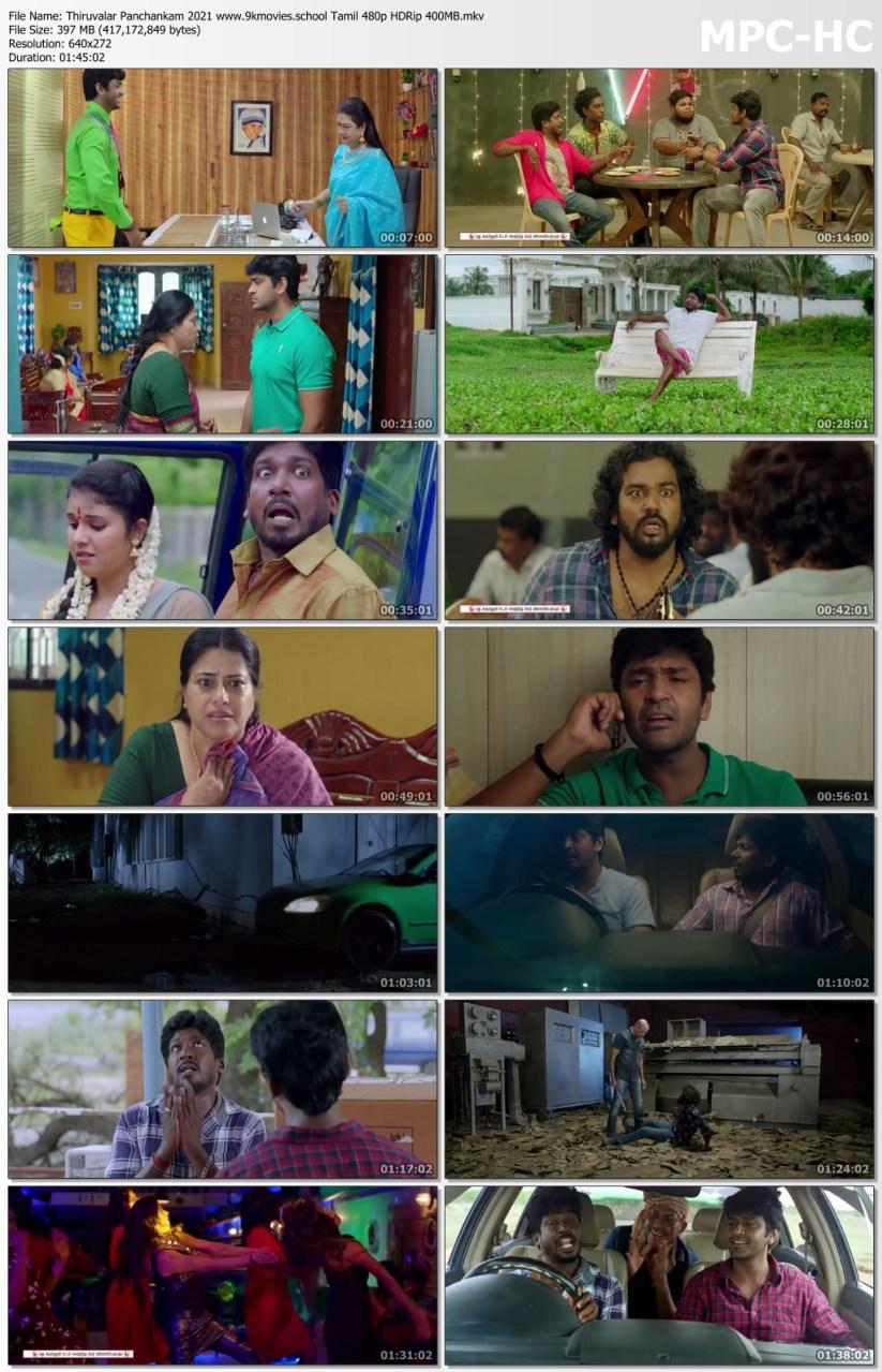 Download Thiruvalar Panchankam 2021 Tamil 480p HDRip 400MB
