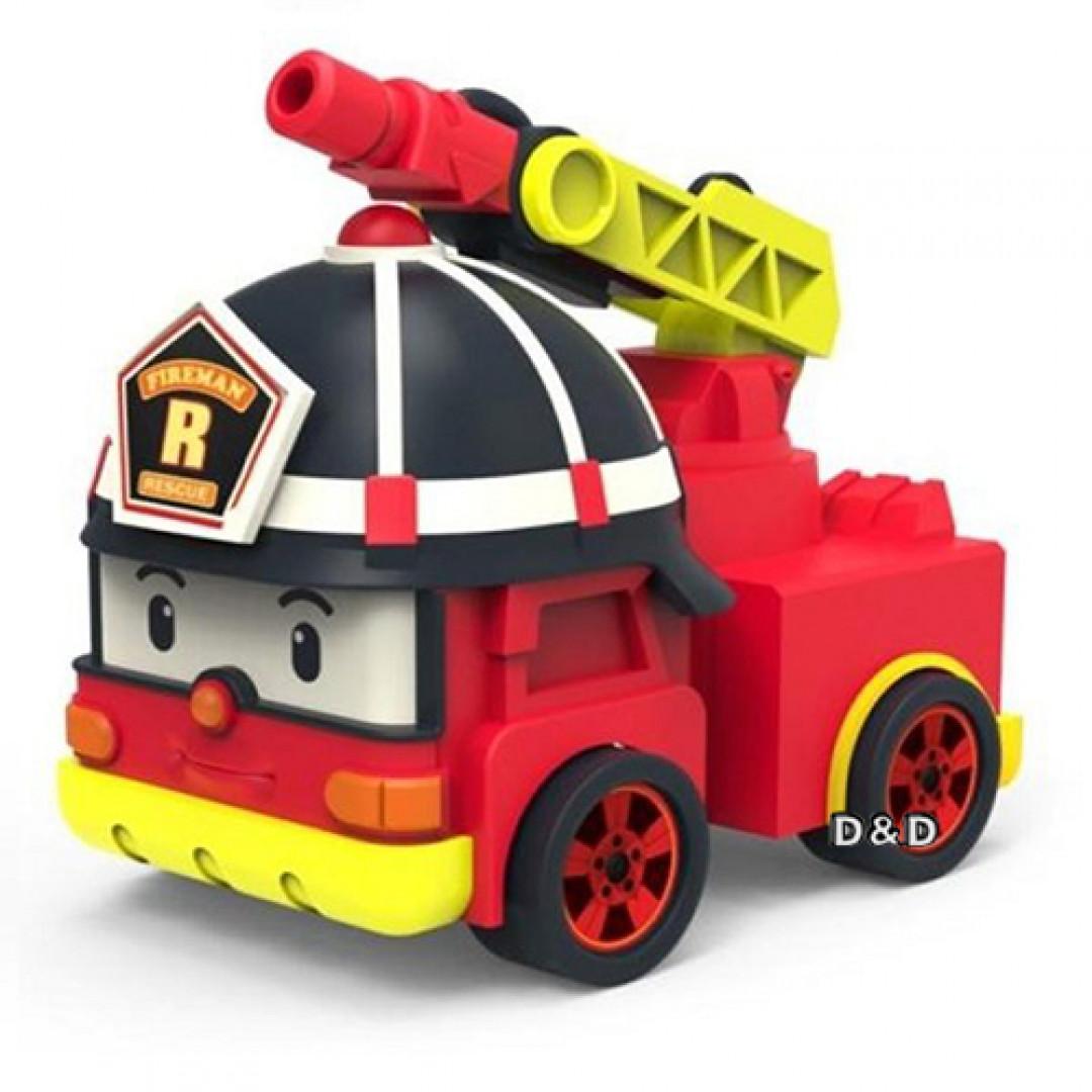《 POLI 波力 》變裝任務系列 - 羅伊:樂高積木專賣。東東玩具網路商城
