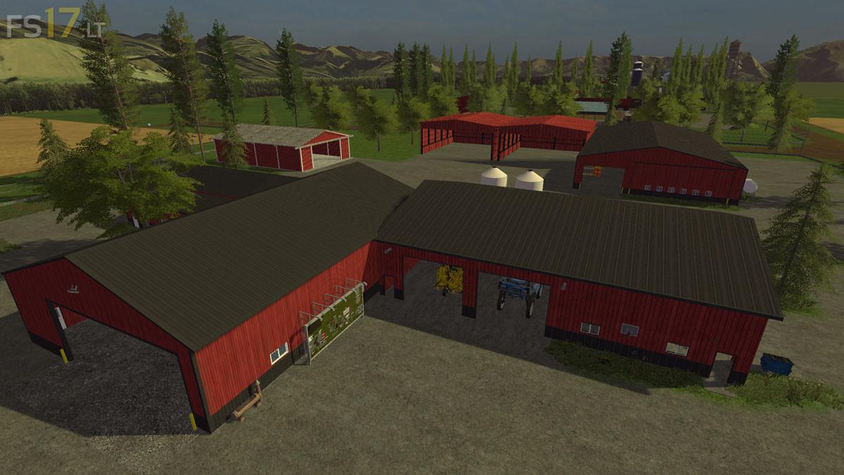 Small Storage Buildings Sale