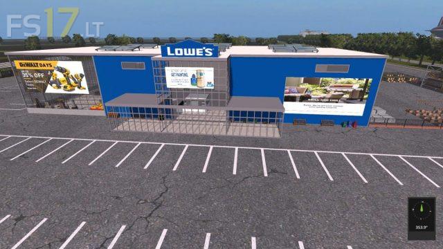 Lowes Storage Buildings