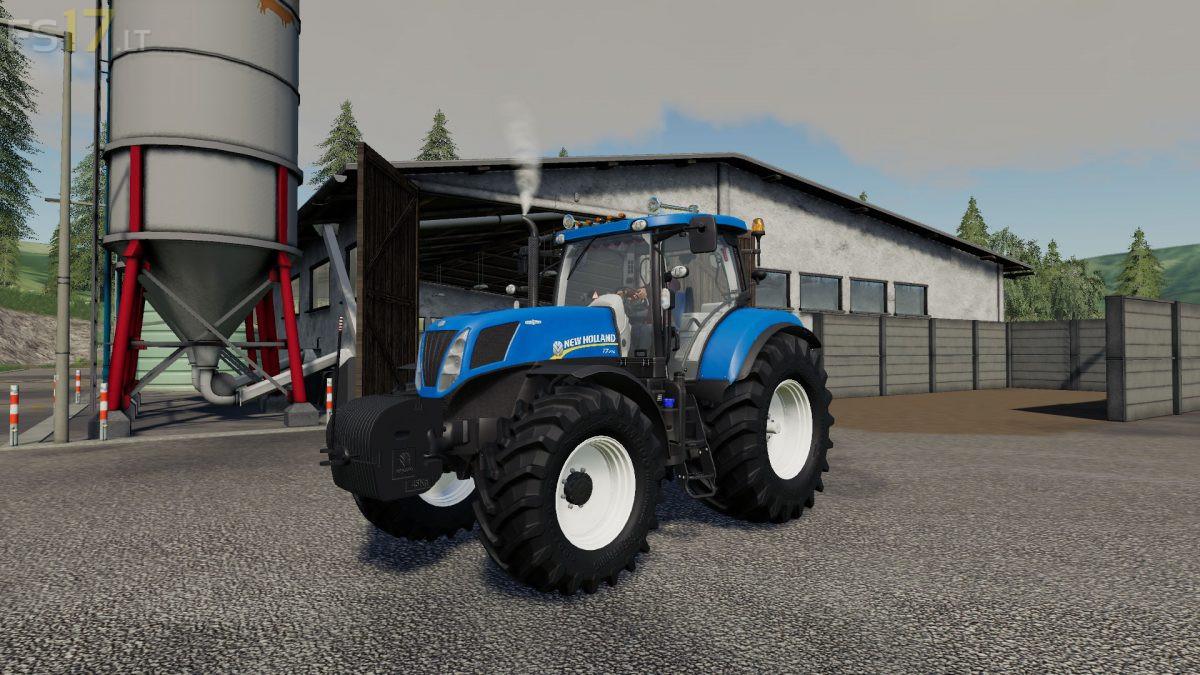 New Holland T7 V 1 0