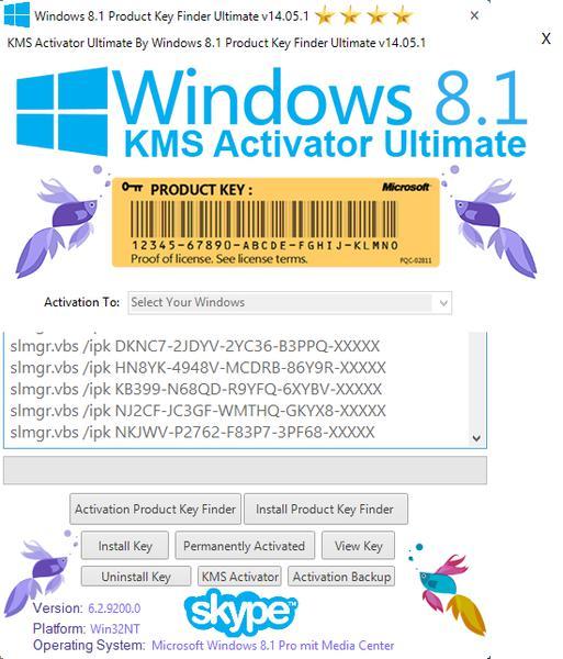 Windows 8 1 Product Key Finder Ultimate v14 05 1 // Download