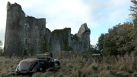 Castle Leoch ruin