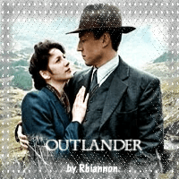 Outlander - Claire & Frank