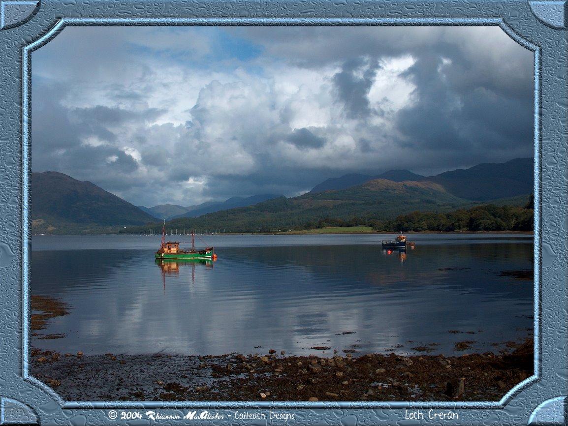 Loch Creran 2004 01