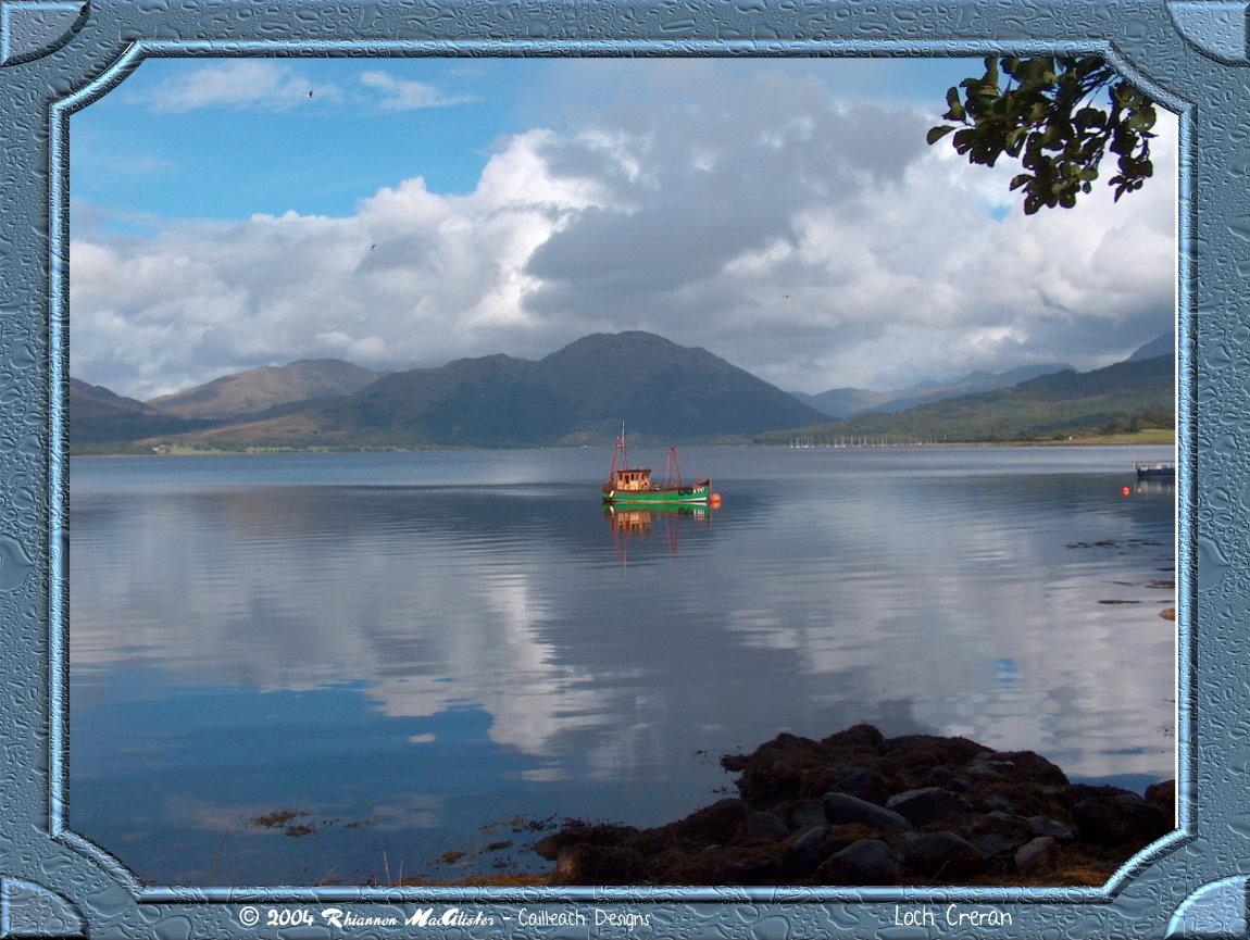 Loch Creran 2004 02