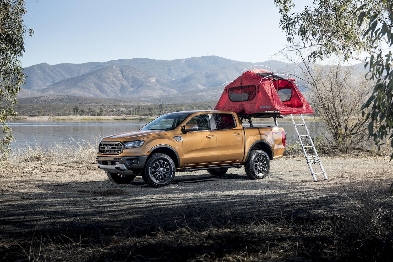 ford dealerships offer yakima adventure