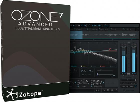 iZotope Ozone 7 Advanced v7 00 Incl Emulator-R2R // Download // DDL